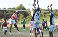 Volleyball: youngsters impress officials