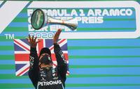 Hamilton equals Schumacher's record of 91 victories