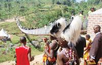 Elgon region gets first cable footbridge