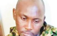 CORRECTION: Twebaze not UPDF soldier