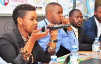 Youth develop new strategies to attract gov't attention