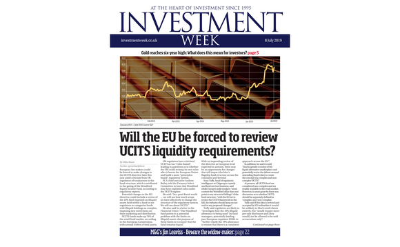 Investment Week digital edition - 8 July 2019