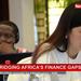 China bridging Africa's finance gaps