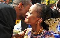 Komuntale's wedding day finally here