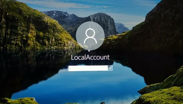 How Microsoft made it harder to create Windows 10 local accounts