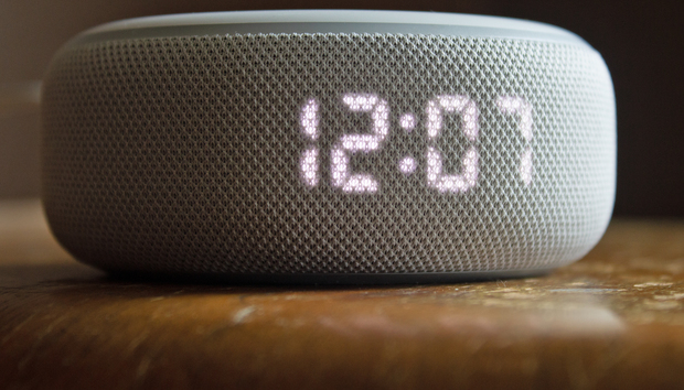 Amazon Echo Dot with Clock review: The display—limited as it is—justifies the $10 upcharge