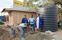 MTN, NWSC partner to provide water to 30,000 households