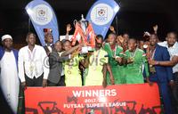 Futsal five a side tourney resumes Thursday