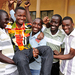 UCE stars celebrate victory