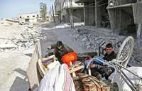 UN rights body orders probe of siege in Syria