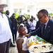 Museveni hosts Kagame