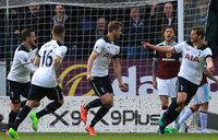 We're coming for you, Spurs boss tells Chelsea