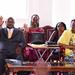 Museveni, family attend Christmas prayers