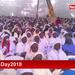 Martyrs day prayers at Namugongo