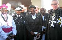 Queen of England honours 4 Ugandans