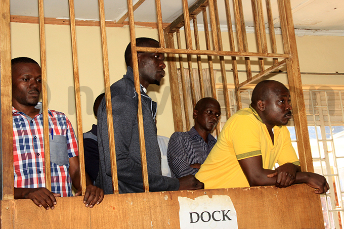 itatta with his coaccused in court hoto by eddie usisi