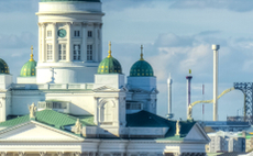 €350m into Finnish funds in September
