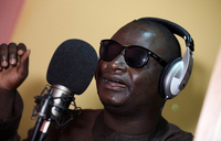 Blind singer goes from streets to stardom in north Nigeria