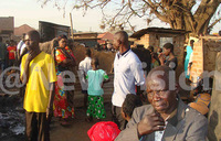 Two children killed by a fire in Kiryandongo