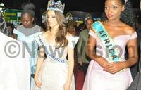 Miss Uganda grand finale underway