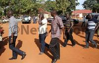 Corruption suspects transferred to CID headquarters