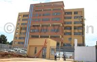 Kiruddu Hospital now fully operational