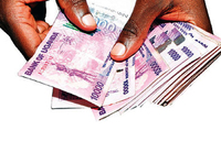 Shilling hit by dollar demand