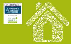 Guernsey Green Finance unveiled as headline sponsors of Investment Week Sustainable & ESG Investment Awards