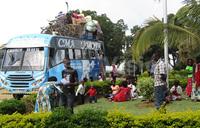 Kenyans cross to Uganda as election nears
