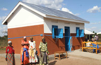 New Vision reader builds house for 130-year-old woman
