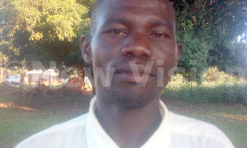 Robert ogwal of nrm who has petitioned against the lc1 elections in his village 350x210
