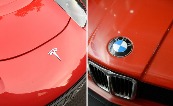 As Tesla's fortunes grew, so too did investor pessimism towards BMW