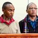 Journalists charged with disturbing Kayihura's peace