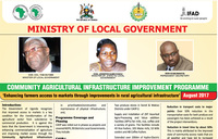 Community agriculture infrastructure improvement programme