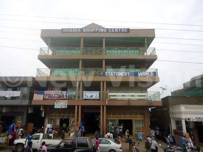 osma hopping centre where gunmen robbed sh110m from a businessman hoto by bdukarim sengendo