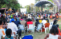 In Pictures: Roast & Rhyme