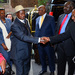 Museveni in New York for UN general assembly