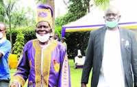 Jopadhola king calls for unity, peace