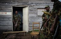 Congo army says it captured rebel stronghold