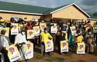 Madi Okollo NRM leaders reconcile, endorse Museveni