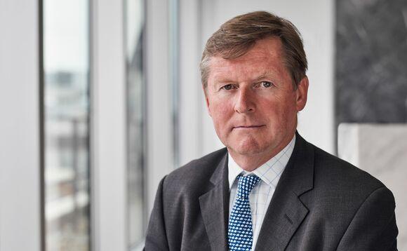 Legal & General Investment Management's Gavin Launder