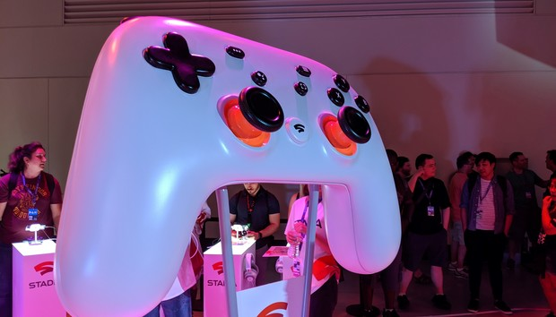 Hands-on: Stadia's cloud gaming feels impressive, but Google's showing off the wrong games