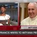 Around Uganda: Pope Francis writes to Mityana priest