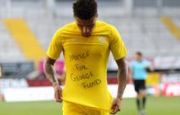 FIFA calls for 'common sense' as German FA investigates Floyd protests