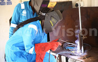 Total E&P starts training students for top oil pipeline welding jobs