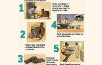 Rough times for Ugandan workers in Dubai