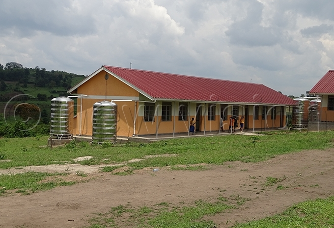 ew classroom blocks at t eters rimary chool ukole hoto by addeo wambale