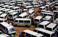 Taxi operators unite, fares to double