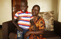 Quinine injection makes boy, 6, blind