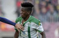 Cameroon's Ekeng dies during Romanian league game